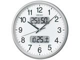 電波掛け時計 KX383S