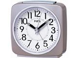 目覚まし時計 NR440P(薄ピンク色)
