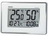 電波置掛兼用時計 SQ437S