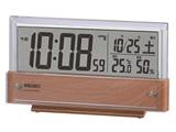 電波目覚まし時計 SQ782B