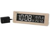 電波交流式目覚まし時計 DL210A