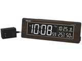 電波交流式目覚まし時計 シリーズC3 DL210B
