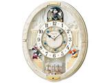 電波からくり時計 「ディスニータイム ミッキー&ミニ−」 FW580W