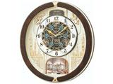 電波からくり時計 RE579B