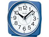 電波目ざまし時計 KR335L 青メタリック