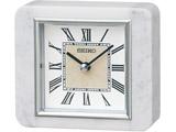 置き時計  白大理石 BZ362W