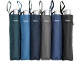 【折りたたみ傘】メンズ折傘 ビックサイズ三折 BS-3F63-UH 63cm【色指定不可】