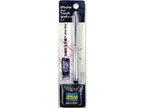 〔タッチペン:静電式〕 タッチペン (シルバー) SP-IP05SL
