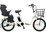 26型 電動アシスト自転車 ギュット・アニーズ・SX(オフホワイト/内装3段変速)BE-ELAS03F【2019年モデル】