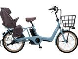 26型 電動アシスト自転車 ギュット・アニーズ・SX(Mブルーグレー/内装3段変速)BE-ELAS03V2【2019年モデル】