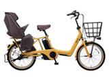 26型 電動アシスト自転車 ギュット・アニーズ・SX(マットハニー/内装3段変速)BE-ELAS03Y【2019年モデル】