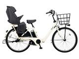 26型 電動アシスト自転車 ギュット・アニーズ・DX・26(オフホワイト/内装3段変速)BE-ELAD63F【2019年モデル】