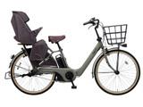 26型 電動アシスト自転車 ギュット・アニーズ・DX・26(マットオリーブ/内装3段変速)BE-ELAD63G【2019年モデル】