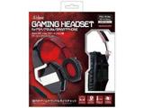 PS4/PSVita/スマートフォン用ゲーミングヘッドセット 【PS4/PSV(PCH-1000/2000)】 [SASP0364]