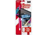 Switch/スマートフォン用 タッチペン 2Way ピンク [SASP-0513] [Switch]