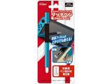 Switch/スマートフォン用 タッチペン 2Way ブルー [SASP-0514] [Switch]
