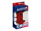 PS4/PS3/Switch/PC対応マルチコントローラーAce メタルレッド SASP-0523 SASP-0523 メタルレッド