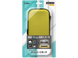 Switch Lite用 スリムハードポーチ イエロー SASP-0538 【Switch Lite】