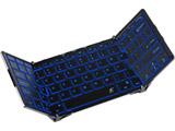 3E-BKY9-BK キーボード[スマホ/タブレット対応] Dual ブラック [Bluetooth・USB /有線・ワイヤレス]