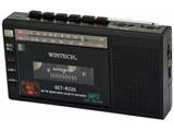 SCT-R225 ラジカセ WINTECH(ウィンテック) ブラック [ワイドFM対応]