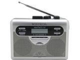 【ワイドFM対応】ポータブルカセットレコーダー(ラジオ付) PCT-11R