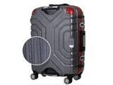 TSAロック搭載スーツケース(148L) B5225T-82 ブラック/レッド