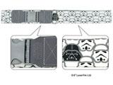 HAPI+TAS(ハピタス)スーツケースベルト ≪HAP7004≫ STAR WARS スター・ウォーズ SW.1 トルーパーホワイト
