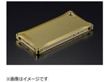 iPhone SE / 5s / 5用 ソリッド シャンパンゴールド 41719 GI-260CG ストラップホール付