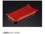 iPhone SE/5s/5用 ソリッド レッド 41722 GI-260R ストラップホール付