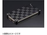 iPhone SE / 5s / 5用 市松 ブラック 41743 GI-261IB