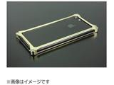iPhone 8用 ソリッドバンパー シャンパンゴールド GI-402CG