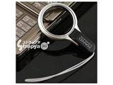 【HandLinker】ベアリング携帯ストラップ(ブラック) 41-115923