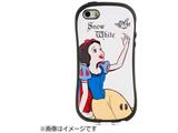 iPhone SE / 5s / 5用 ディズニー iFace First Classケース ガールズシリーズ 白雪姫 ストラップホール付