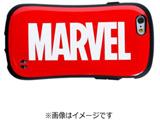 iPhone 6s/6用 MARVEL マーベル iface First Classケース レッド