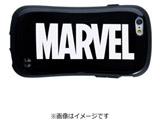 iPhone 7用 MARVEL/マーベル iface First Classケース ロゴブラック