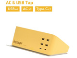 AC & USB 充電タップ [AC×3/USB Type-A×4/USB Type-C×1]