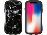 [iPhone XS Max専用]iFace First Class Marbleケース(ブラック) 41-899410