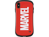 [iPhone XS Max専用]MARVEL/マーベル iFace First Classケース/ロゴ(レッド) 41-904138