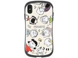 [iPhone XS Max専用]PEANUTS/ピーナッツ iFace First Classケース(ダンス) 41-904411