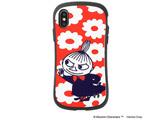 [iPhone XS/X専用]ムーミンiFace First Classケース 41-904558 リトルミイ/花柄