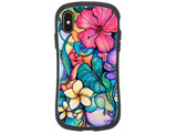 [iPhone XS/X専用]コリーンウィルコックス/Colleen Wilcox iFace First Classケース 41-909102 Paradise