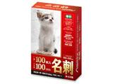 100ミクロンラミネーター専用フィルム (名刺サイズ・100枚) F1003