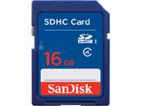 SanDisk(サンディスク) SDSDB-016G-J35U SDHCカード(SDHCカード/16GB/CLASS4) 【SDカード】