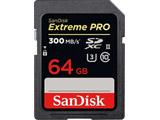64GB・UHS Speed Class3(UHS-II)対応SDXCカード SDSDXPK-064G-JNJIP
