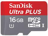 【在庫限り】 16GB・UHS Speed Class1(Class10)対応microSDHCカード(SDHC変換アダプタ付) SDSQUSB-016G-JB3CD【ビックカメラグループ独占販売】