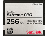 SDCFSP-256G-J46D 256GB SanDiskエクストリームプロ CFast2.0 カード