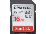 16GB・UHS Speed Class1(Class10)対応SDHCカード SDSDUSC-016G-JNJIN