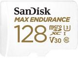 microSDXCカード UHS-I MAX ENDURANCE 高耐久  SDSQQVR-128G-JN3ID [128GB /Class10]