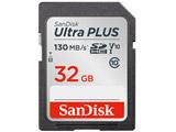 SanDisk ウルトラ プラス SDHC UHS-I 32GB SDSDUW3-032G-JNJIN