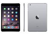 iPad mini 3 Wi-Fi +Cellular 64GB スペースグレイ MGJ02J/A docomo